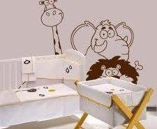 Vinilos decoracion dormitorio niños