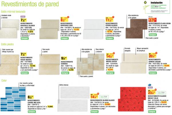 Lo mejor del cat logo leroy merlin 2015 - Maquina de cortar azulejos leroy merlin ...