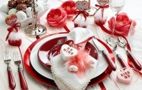 Decoracion romantica San Valentin