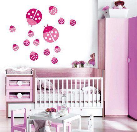 Vinilos decoracion dormitorio ni os for Vinilo habitacion nina