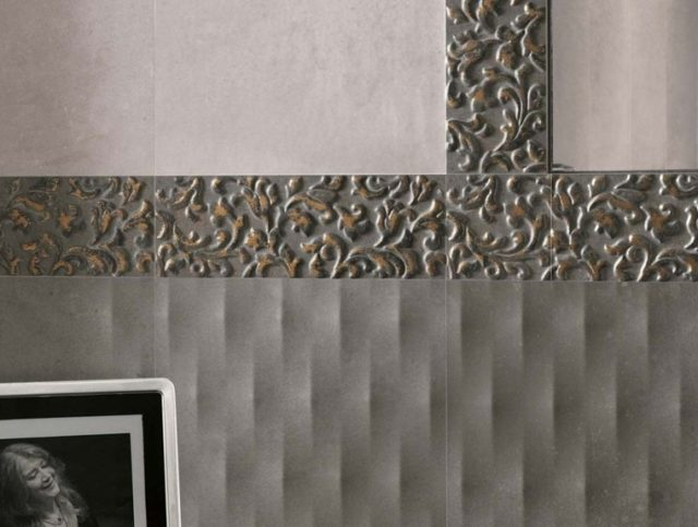 azulejo-de-baño-Relieve-modelo-creta-diseño-clasico