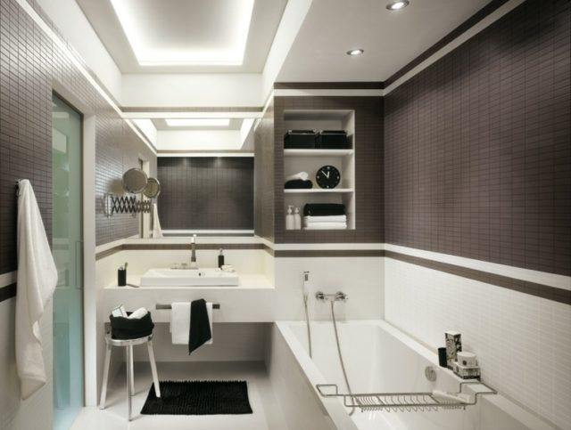 Azulejos para baños: + de 115 fotos con ideas geniales