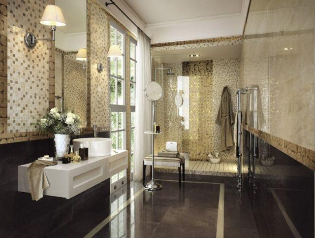 azulejos-de-banos-COLORES-baño-mosaico-dorado