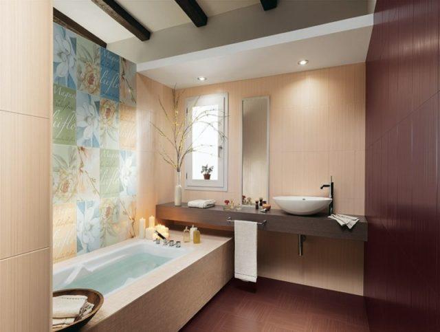 Azulejos para ba os m s de 115 fotos con ideas geniales tendencias 2019 - Azulejos de cuarto de bano modernos ...