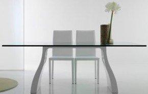 Mesa y sillas cocodrilo