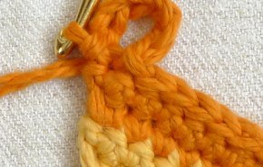 Puntos crochet