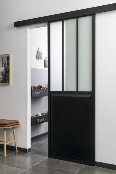 De 50 ideas de puertas correderas de cristal 2017 for Puertas correderas de cristal