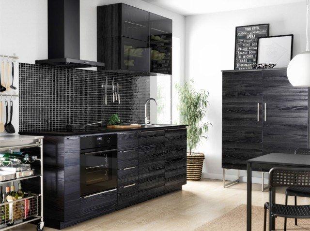 cocina-ikea-negro
