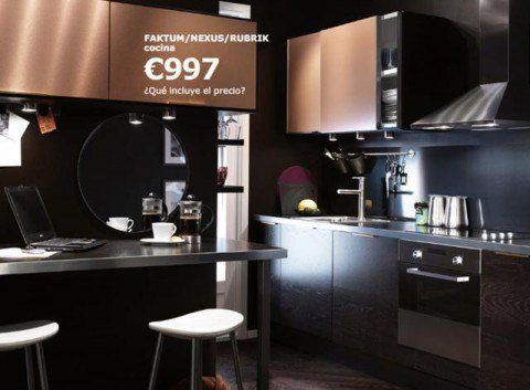 Cocinas baratas muebles de cocina baratos for Precio muebles cocina