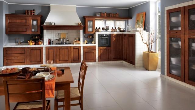 M s de 110 fotos de cocinas de madera 2018 for Cocinas de madera modernas 2016