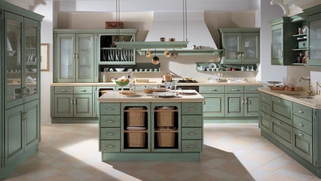 De 100 fotos de cocinas de dise o 2018 - Cocinas con isla central fotos ...