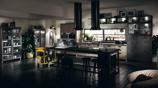 Más de 100 Fotos de cocinas con isla central - espaciohogar.com