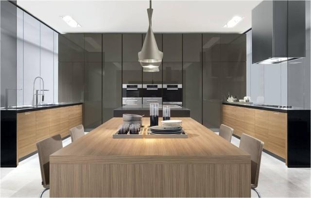 M s de 100 fotos de cocinas de dise o 2018 for Cocinas sobre diseno