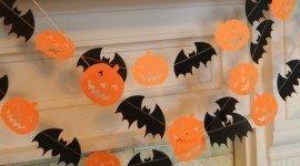 Decoracion Halloween 2015 | guirnaldas