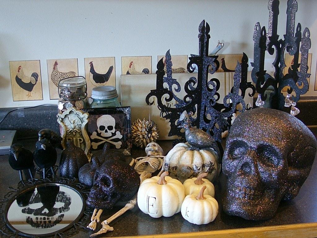 Decoraci n de halloween 2018 adornos halloween for Decoracion halloween barata