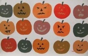 Decoracion Halloween 2014| Dibujos para colorear