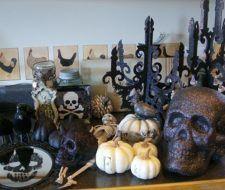 Decoración de Halloween 2018 (adornos halloween) – Decoración Halloween Manualidades