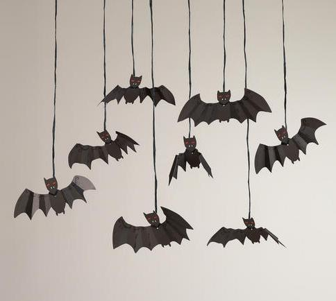 Halloween decoration-murcielagos.colgantes