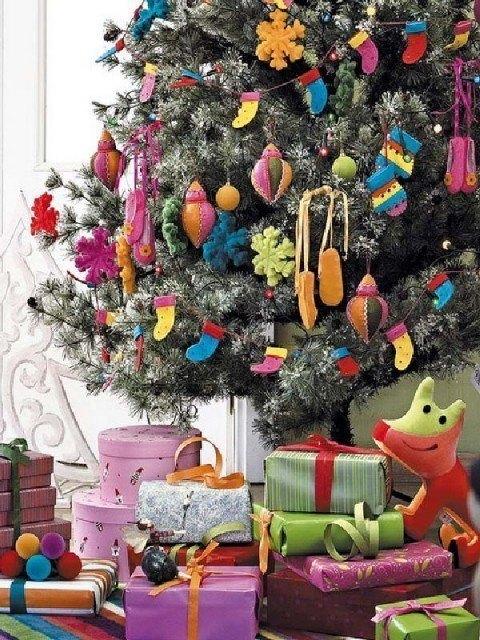 De 300 fotos de arboles de navidad 2016 decorados y - Ideas de regalos para reyes ...