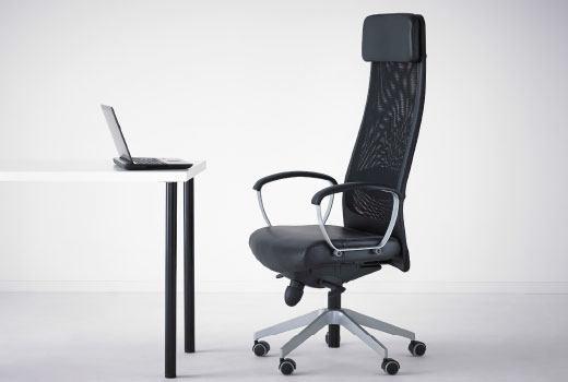 Ikea business 2018 muebles oficina - Silla markus ikea ...