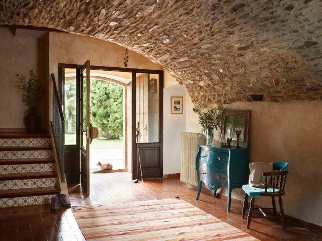 Fotos de recibidores r sticos que os van a encantar - Fotos de recibidores de pisos ...