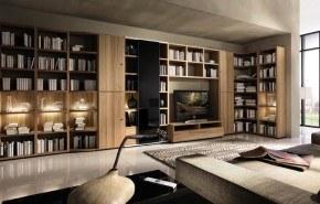Bibliotecas diseño | fotos