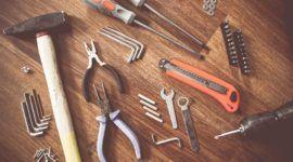 Herramientas de bricolaje y jardineria que debes tener en tu casa