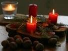 Velas navidad 2014 | decoración, ideas, fotos