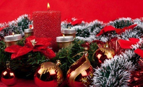 velas-navidad-decoracion-ideas-fotos-vela-con-guirnalda
