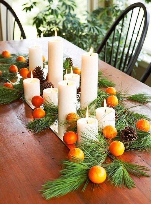 velas-navidad-decoracion-ideas-fotos-vela-ramas-cipres