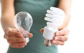 Equivalencia bombillas bajo consumo