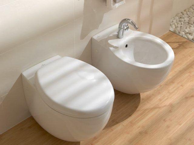 Bonitos inodoros modernos y peque os para el ba o for Wc pequenos para bano