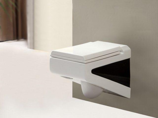 Bonitos inodoros modernos y peque os para el ba o for Inodoros modernos