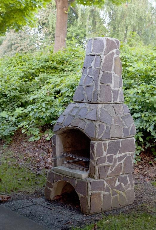 Barbacoas de obra bricodepot barbacoa de obra de piedra