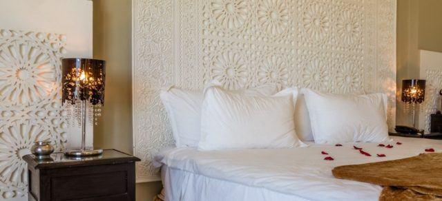 Decoracion marroqui para el dormitorio