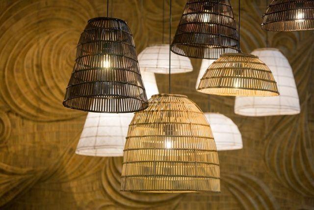 Decoracion oriental lamparas
