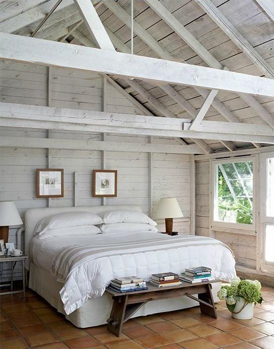 M s de 50 dormitorios r sticos con encanto for Dormitorios rusticos modernos