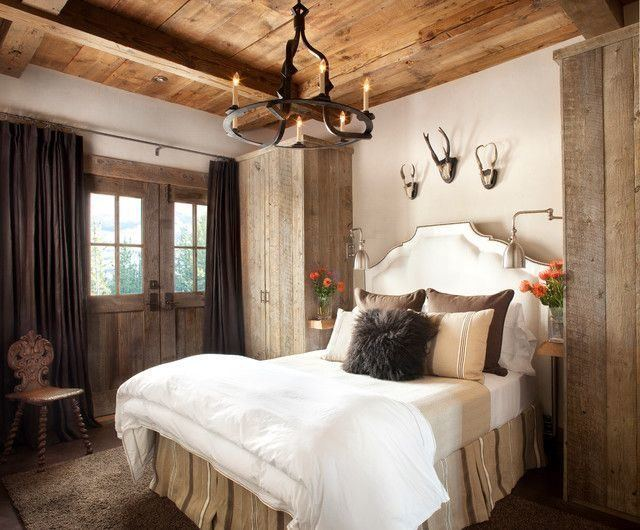 rustic bedroom decorating ideas m 225 s de 50 dormitorios r 250 sticos con encanto espaciohogar 17012