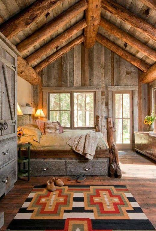 ms de dormitorios rsticos con encanto