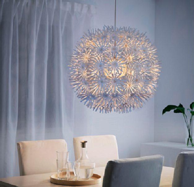 Las mejores lamparas de techo modernas y baratas de 2019 - Lamparas de salon ikea ...