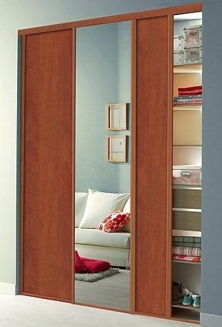 Armarios leroy merlin puertas correderas for Armario puerta espejo