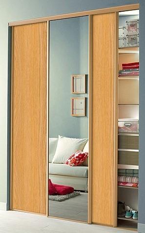 Armarios leroy merlin puertas correderas for Roperos empotrados para dormitorios con espejo