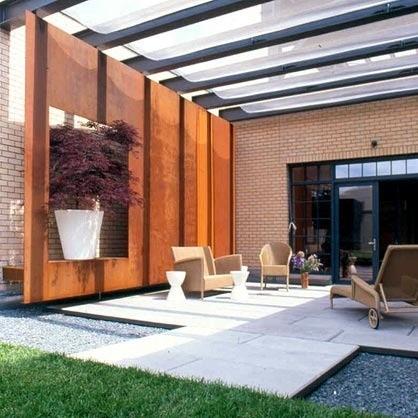 Decoracion terrazas for Modelos de terrazas modernas
