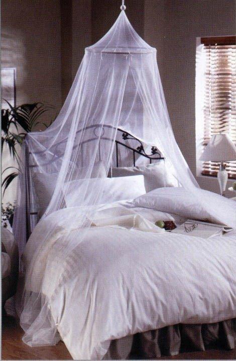 Tipos de mosquiteras for Mosquiteras para camas