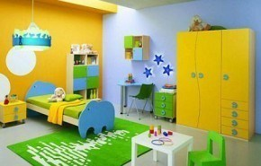 Decoración dormitorios | Dormitorio infantil