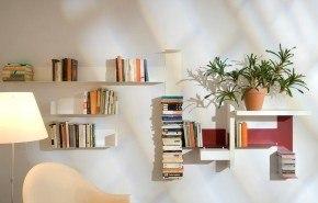 Libros en la decoración