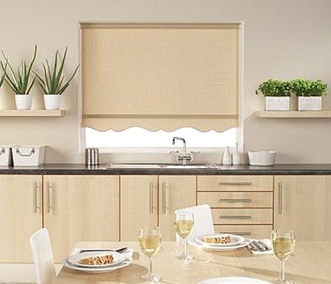Casas cocinas mueble estores conforama for Cortinas conforama