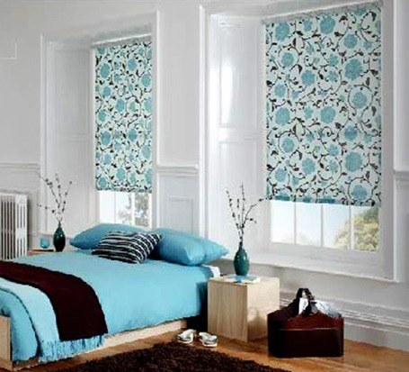 Roller-Blinds-Window-Coverings-Louvolite-Bedroom-Design-Ideas