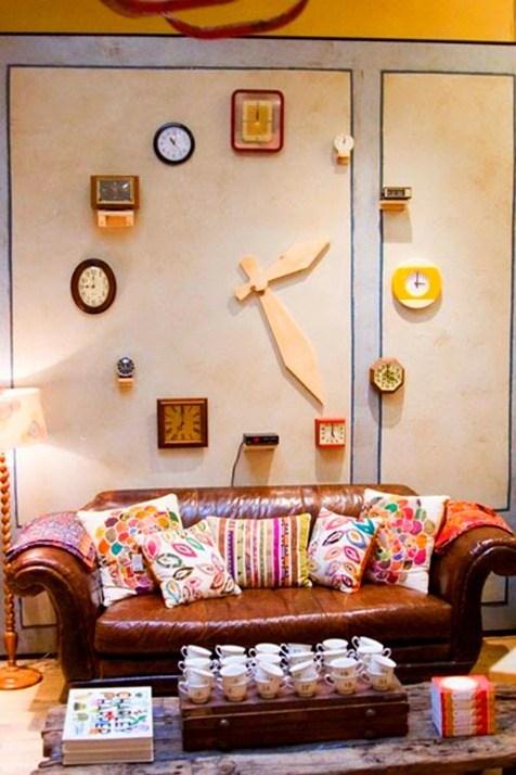 Relojes decoracion fotos - Relojes salon modernos ...