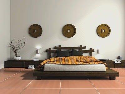 Dormitorios etnicos for Dormitorio zen oriental